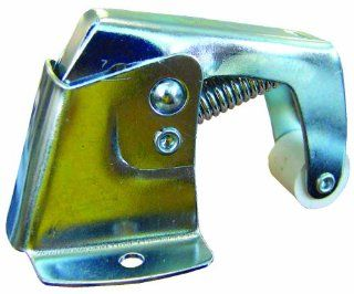 Ideal Security Inc. SK921 Screen Door Catch, Zinc Plated   Screen Door Hardware