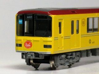 Kato (10 927) Tokyo Metro Ginza line 01series (in commemoration of 80th anniversary of opening of subway ? type 6 car sets KATO Roundhouse N gauge 120530: Toys & Games