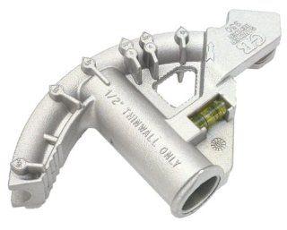 Gardner Bender 930B 1/2 Inch EMT Gardner Thinwall Aluminum Hand Benders   Rebar Cutters And Benders
