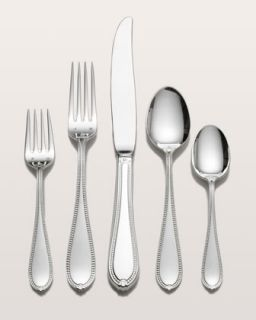 Five Piece Triumph Sterling Silver Flatware Place Setting   Tuttle