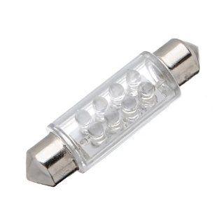 8 LED 42mm Car Interior Dome Festoon Light Lamp   Led Household Light Bulbs