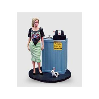 Buffy the Vampire Slayer Anya Once More with Feeling Limited Edition 3,500 Action Figure: Toys & Games
