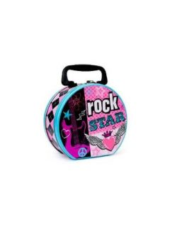 Rock Star Girl Lunch Box (each): Clothing