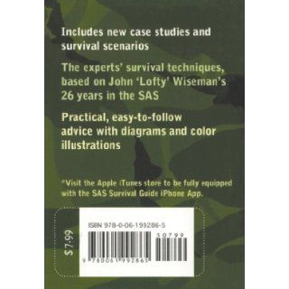 SAS Survival Guide 2E (Collins Gem): For any climate, for any situation: John 'Lofty' Wiseman: 9780061992865: Books