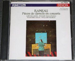 Rameau: Pieces de Clavecin en Concerts: Music