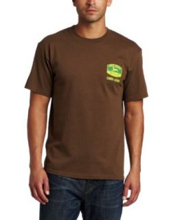 John Deere Men's Vintage TM Jersey Tee: Clothing