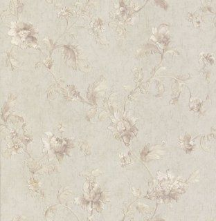 Mirage 981 63720 Scrolls and Damasks Acanto Cream Scroll Wallpaper