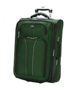 Skyway Luggage Sigma 4 28 Inch 2 Wheel Expandable Upright, Midnight Green, One Size: Clothing