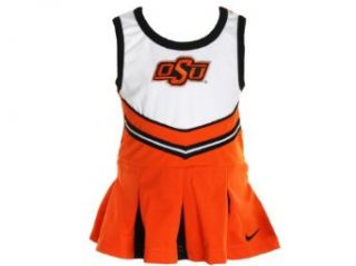 Nike Kids Girl's 3C6446 OC Oklahoma State Suit Orange: Clothing