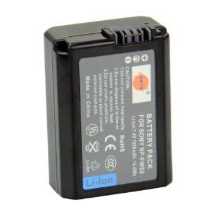 DSTE Full Coded 7.4V 1700mAh NP FW50 FW50 Li ion Battery for Sony NEX 7 NEX 6 NEX 5 NEX 5R NEX 5N NEX 5D NEX 3 NEX F3 NEX C3 ALT A55 ALT A35 ALT A33 ALT A37 : Digital Camera Batteries : Camera & Photo