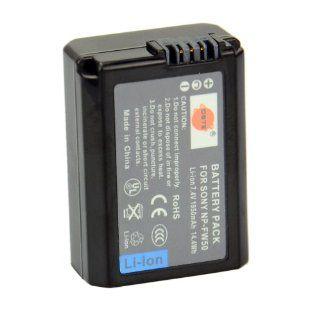 DSTE Full Coded 7.4V 1700mAh NP FW50 FW50 Li ion Battery for Sony NEX 7 NEX 6 NEX 5 NEX 5R NEX 5N NEX 5D NEX 3 NEX F3 NEX C3 ALT A55 ALT A35 ALT A33 ALT A37 : Digital Camera Batteries : Camera & Photo