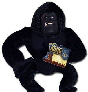 "King Kong 16"" Plush: Toys & Games"