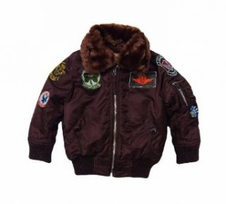Alpha Industries Boys Maverick Jacket Clothing