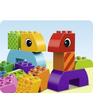 LEGO DUPLO Toddler Build and Pull along (10554)      Toys