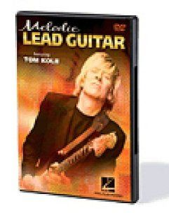 Melodic Lead Guitar Soloing Strategies & Concepts With Tom Kolb (DVD) Tom Kolb Movies & TV