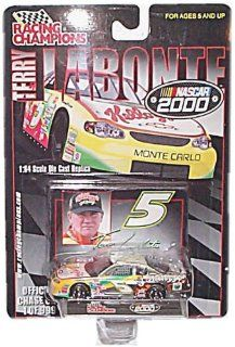 Racing Champions   NASCAR 2000   Terry Labonte/Kellogg's   Official Chase Car   Chevrolet Monte Carlo #5   Limited Production (1 of 999) Toys & Games