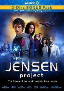 The Jensen Project (2 Disc Bonus Pack): Douglas Barr, Kellie Martin, Brady Smith, LeVar Burton, Justin Kelly, Alyssa Diaz, David Andrews, Patricia Richardson, new release television jansen: Movies & TV