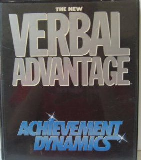 The New Verbal Advantage by Achievement Dynamics   12 Audio Cassette Tape Series   Copyright 1988   Players & Accessories