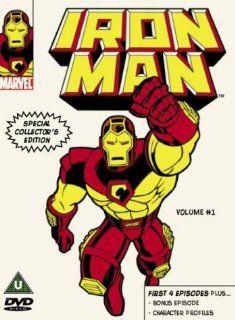 Iron Man: Bernard Cowan, Peg Dixon, John Vernon, Paul Soles, Jack Kirby, Johnny Romita, Larry Lieber, Stan Lee, Steve Ditko: Movies & TV