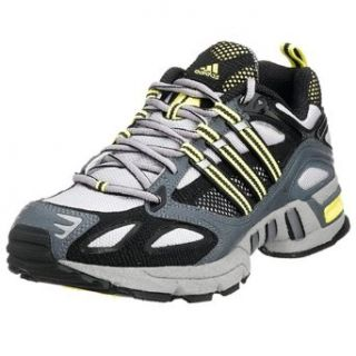 adidas Men's Nova Trail 2005 Running Shoe, Alum/Lemon Peel/Blk, 7 M: Clothing
