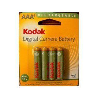 Kodak K3ARDC 4 Ni MH AAA Rechargeable Batteries : Digital Camera Batteries : Camera & Photo