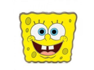 SpongeBob SquarePants Face Cartoon Cool Funny Belt Buckle