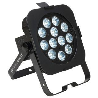 American DJ Supply Flat Par QWH12X LED Lighting: Musical Instruments