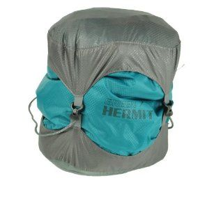 Green Hermit New Ultralight Compression Dry Sack Compression Bag Camping Bag 10l 50g : Hiking Daypacks : Sports & Outdoors