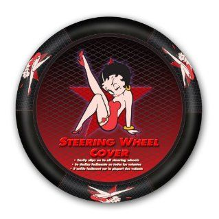 Betty Boop Star Steering Wheel Cover: Automotive