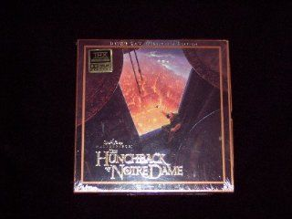 "Walt Disney's ""The Hunchback of Notre Dame"" Deluxe CAV Widescreen Edition 3 Laser Disc Set: Featuring the Voice of Demi Moore, Also featuring the voices of Tom Hulse and Jason Alexander, Kirk Wise Gary Trousdale, Walt Disney Pictures, This Fu"