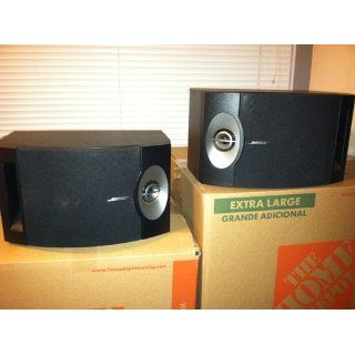 BOSE 201 V Stereo Loudspeakers (Pair)   Black: Electronics