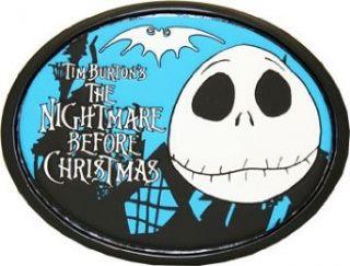 Nightmare Before Christmas Jack Belt Buckle Clothing