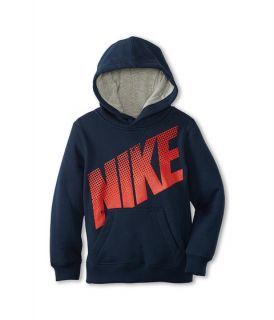 Nike Kids Ya76 Bf Oth Hoodie Little Kids Armory Navy
