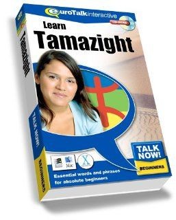 Talk Now Learn Tamazight (Berber)   Beginning Level Software
