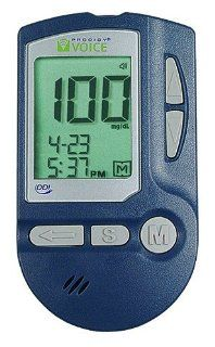 Prodigy Voice� Blood Glucose Monitoring System Health & Personal Care