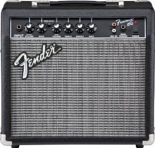 Fender Frontman 15G Electric Guitar Amplifier Musical Instruments