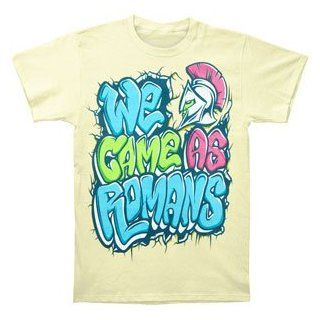 We Came As Romans Helmet T shirt Music Fan T Shirts Clothing