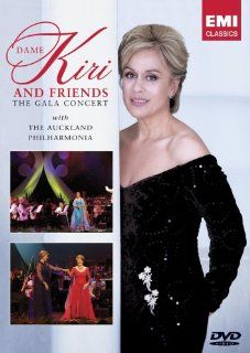Dame Kiri and Friends   The Gala Concert /  Kiri Te Kanawa, Malvina Major, Helen Medlyn, Simon O'Neill, Julian Reynolds: Kiri Te Kanawa, Auckland Opera Philharmonia, Cilea Delibes Charpentier: Movies & TV