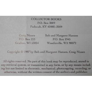 McCoy Pottery Collector's Reference & Value Guide, Vol. 1 Bob Hanson, Craig Nissen, Margaret Hanson 9780891457299 Books