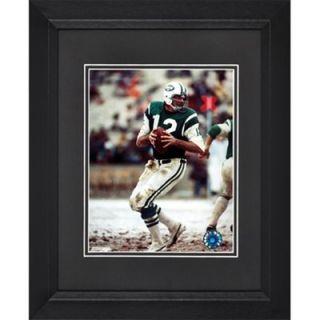 Joe Namath New York Jets Framed Unsigned 8 x 10 Photograph