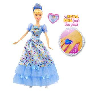 Mattel Disney Princess Birthday Wishes Doll: Toys & Games