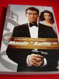 The World Is Not Enough (1999) / James bond, Le monde ne suffit pas   Edition Ultimate 2 DVD Pierce Brosnan, Sophie Marceau, Robert Carlyle, Denise Richards, Robbie Coltrane, Michael Apted Movies & TV