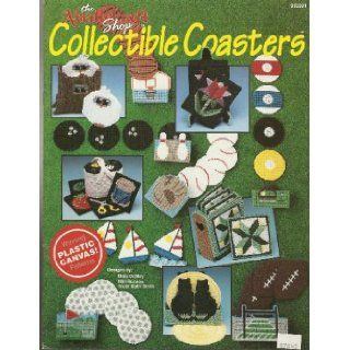 Collectible Coasters (Plastic Canvas) (Home Run, Amish Tulips, Slam Dunk, Ten Pins, Summer Moon, Hole in One, Sewing Basket, Touchdown, Cozy Quilts, Peek A Boo, Eight Ball, Sailing Along): Mary DeMay, Niki Russos, Trudy Bath Smith: Books