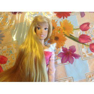 "Disney Princess Exclusive 17"" Singing Doll   Sleeping Beauty Aurora Toys & Games"