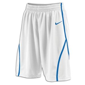 Nike Team Front Court Shorts   Girls Grade School   Basketball   Clothing   White/Royal