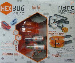 Hex Bug Nano Elevation Habitat Set 52/2: Toys & Games