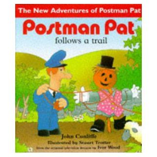 Postman Pat 5 Follows a Trail (New Adventures of Postman Pat): Cunliffe: 9780340678091: Books