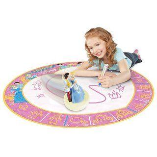 Aquadoodle Dance n' Doodle Disney Princess Enchanted Tales Cinderella Playset Toys & Games