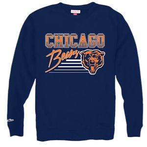 Mitchell & Ness NFL Training Room Crew   Mens   Football   Clothing   Chicago Bears   Navy