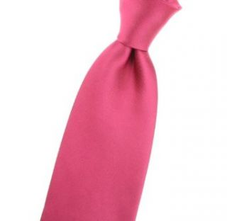 Extra Long, Large, XL   Solid color Pale Carmine burgundy neckties   By Jon vanDyk at  Men�s Clothing store